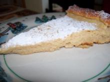 Grießkuchen- Oder auch was man macht wenn man zu viel Grießpudding hat - Rezept