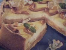 Himmlischer Vanille-Apfel-Kuchen - Rezept