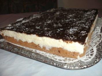 Schoko Kokos Griess Kuchen Rezept Mit Bild Kochbar De
