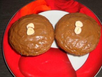 Haselnuss-Muffins - Rezept
