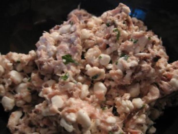 Hüttenkäse mit Thunfisch - Rezept - Bild Nr. 2