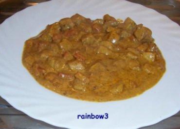 Rezept: Kochen: Schweinefleisch-Paprika-Pfanne