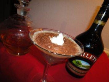 Drink & Cocktails: Tiramisu Cocktail - Rezept
