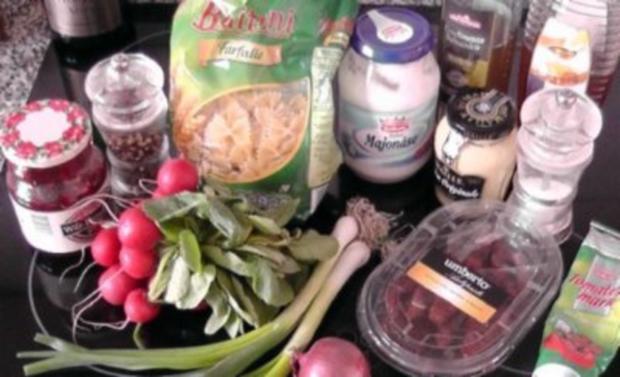 Nudelsalat - Rezept - Bild Nr. 2