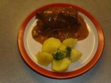 Fleischgerichte: Schlemmer-Rouladen - Rezept