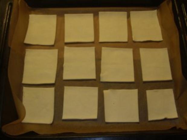 Pikante Kuchen: Herzhafte Blätterteig-Häppchen - Rezept - Bild Nr. 2