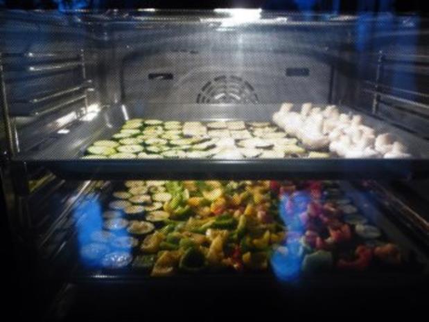 Vorspeise: gemischtes mariniertes Gemüse - Rezept - Bild Nr. 2