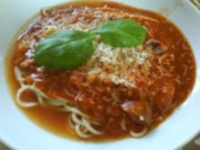 Tomatensoße diavolo - Rezept