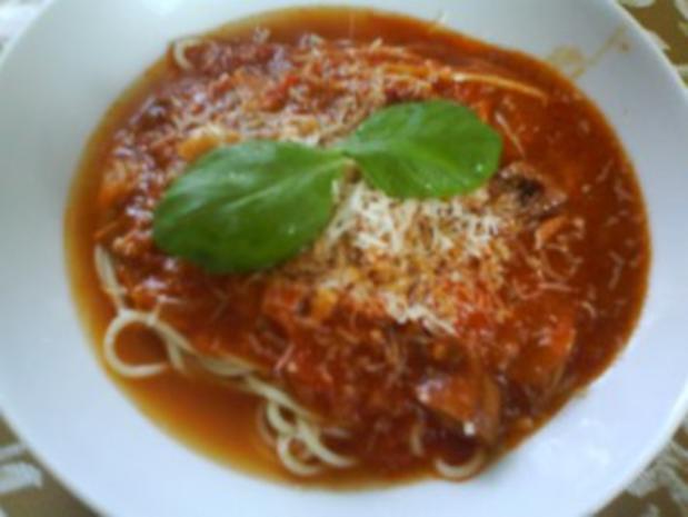 Tomatensoße diavolo - Rezept - Bild Nr. 2