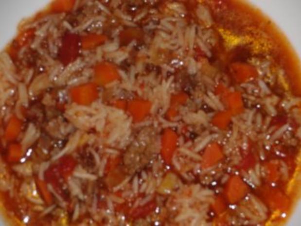 Suppe : Hackfleischeintopf, Gemüse, mit hauch arabisch und Schärfe für die Sinne - Rezept - Bild Nr. 2