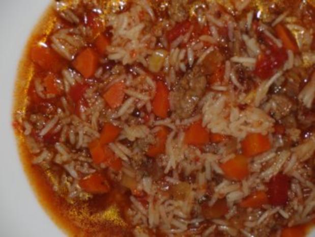 Suppe : Hackfleischeintopf, Gemüse, mit hauch arabisch und Schärfe für die Sinne - Rezept - Bild Nr. 4