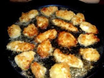 Hähnchen –Nuggets - Rezept