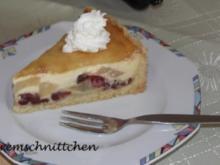 Mascarpone - Birnen - Kuchen - Rezept