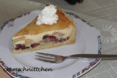 Mascarpone Birnen Kuchen Rezept Mit Bild Kochbar De