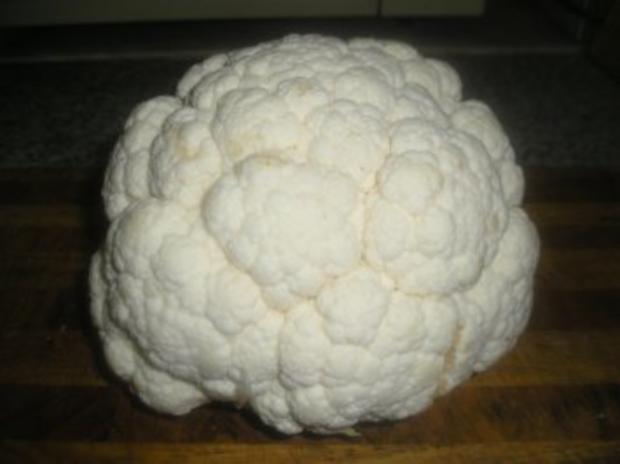 Karfiol (Blumenkohl) auf zweierlei Art - Rezept - Bild Nr. 3
