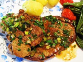 Rezept: Kotelett vom Lamm - fein mariniert ...