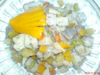 Heringssalat - Rezept