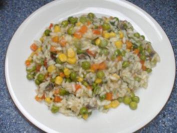 Gemüserisotto - Rezept