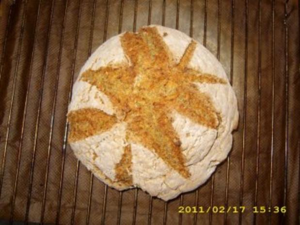 Karottenbrot - Rezept - Bild Nr. 2