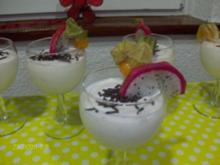 Leckeres Dessert aus Joghurt - Rezept