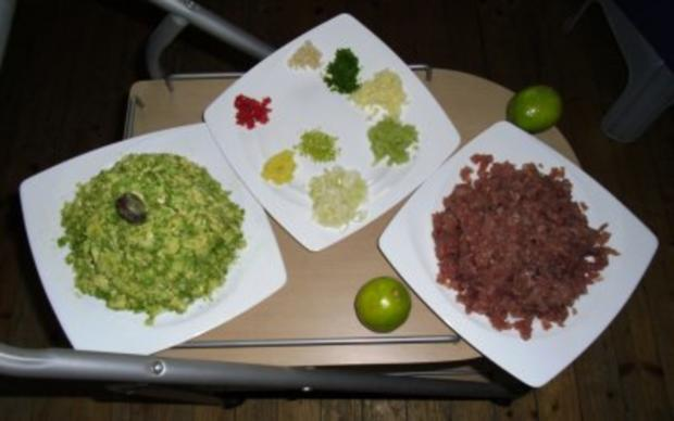 Thunfisch-Avocado-Tatar - Rezept - Bild Nr. 2