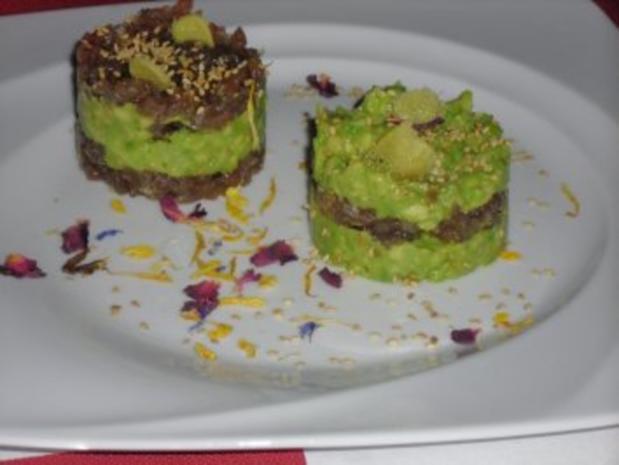 Thunfisch-Avocado-Tatar - Rezept - Bild Nr. 3