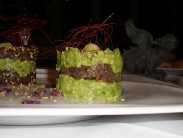 Thunfisch-Avocado-Tatar - Rezept - Bild Nr. 4