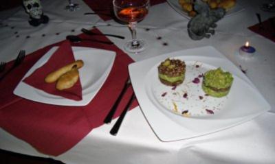 Rezept: Thunfisch-Avocado-Tatar