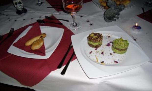 Thunfisch-Avocado-Tatar - Rezept