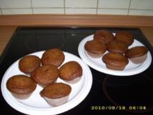 Schoko Kokos Muffins - Rezept