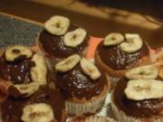 Bananen Cornflakes Muffins - Rezept