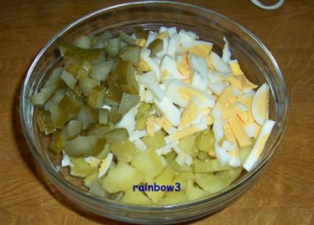 Salat: Kartoffel-Salat mit Remouladensauce - Rezept - Bild Nr. 2