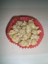 Apple-Crumble-Muffins /Apfel-Streusel-Muffins - Rezept