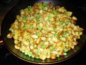Kartoffelwürfel - Rezept