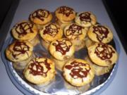 Karotten - Nuss - Muffins - Rezept
