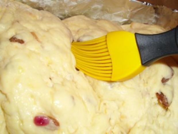 Brot: Fruchtiger Kartoffel-Hefe-Zopf - Rezept - Bild Nr. 9
