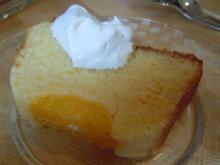 Getränkter Orangenkuchen - Rezept