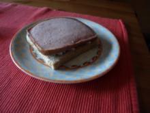 Leberkäs-Toast - Rezept