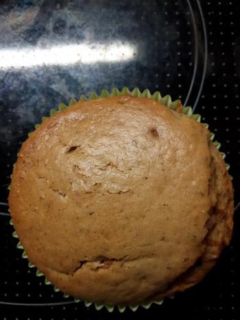 Nuss - Muffins mit Toffifee - Rezept - Bild Nr. 3874
