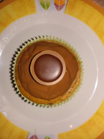 Nuss - Muffins mit Toffifee - Rezept - Bild Nr. 3875