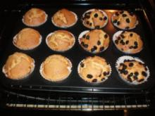 Mandel-Vanille-Muffins - Rezept