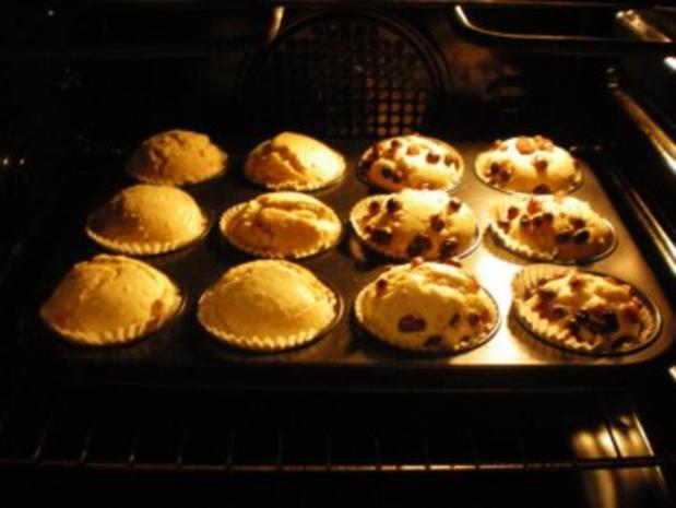 Mandel-Vanille-Muffins - Rezept - Bild Nr. 9