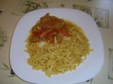 Putenbruststreifen mit Fernöstlich gewürztem Gemüse (Lafer) - Rezept