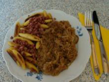 Sauerkraut - wie Oma es immer gekocht hat - Rezept