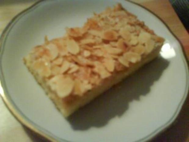 Butterkuchen - Rezept