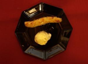 """Flambierte Bananen """"deep frozen"""" (Henry Gründler) - Rezept"""