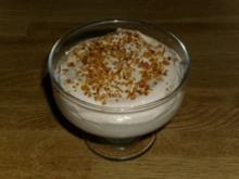 Schnelles Nougat Dessert - Rezept