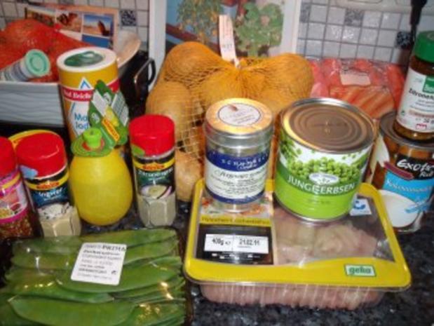 Kokossuppe - Rezept - Bild Nr. 2