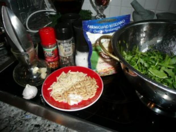 Pesto Rucola - Rezept - Bild Nr. 2