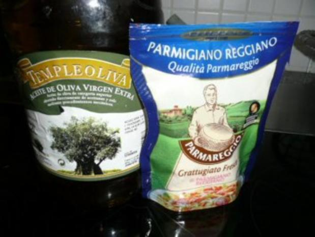 Pesto Rucola - Rezept - Bild Nr. 3